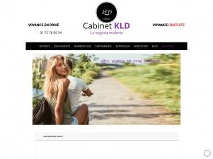 Cabinet KLD, le meilleur de la voyance par téléphone