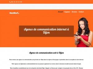 Création site internet Dijon en région Bourgogne
