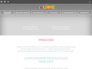 Minilions – inscrivez vos petits à une crèche Versailles