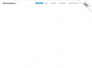 Suivez et analysez le trafic de votre site web avec l'agence web Analytics
