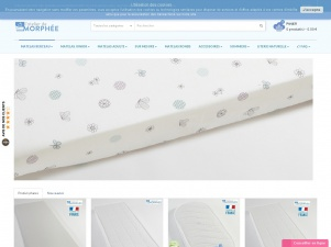 Atelier de Morphée, vente de matelas en ligne
