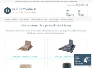 France Tombale, entreprise des pompes funèbres en France