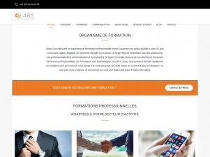 Glabs Consulting propose des formations pour approfondir vos connaissances