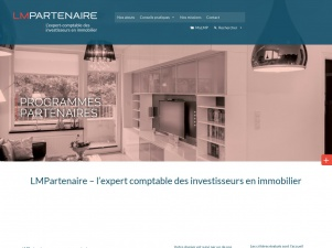 LM Partenaire, expert comptable pour les investisseurs immobiliers