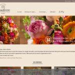 Maison Beaufrère, livraison de fleurs haut de gamme à Paris