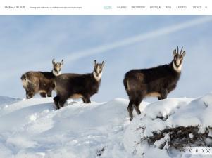 Thibaut Blais, photographe professionnel dans les Hautes-Alpes
