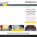Moquette de pierre – e-boutique de vente de granulat de marbre
