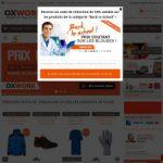 Oxwrok : chaussures de sécurité et vêtements de travail
