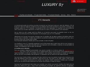 VTC Marseille | Luxury S7