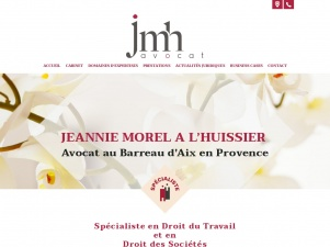 Cabinet Jeannie Morel A L'Huissier