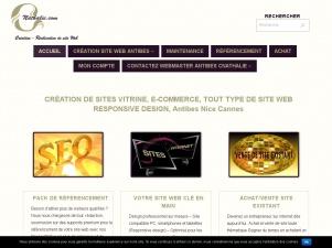 Cnathalie.com, une agence web experte en réalisation site web
