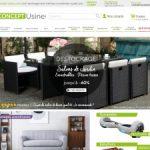 Concept Usine, tous vos mobiliers d'aménagement intérieur et extérieur