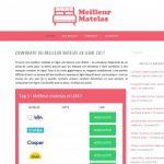 Meilleur Matelas, comparatif des matelas vendus en ligne