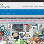 Promenoch: spécialiste d'objets publicitaires