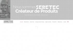 SERETEC | Conception de produits industriels