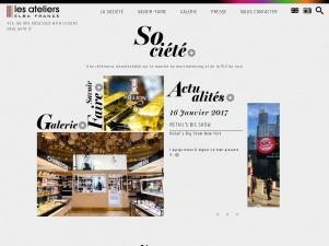 Ateliers Elba France, l'expertise de la PLV Luxe