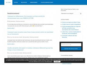 Contact-service-client.com: le service-client et laconcurence
