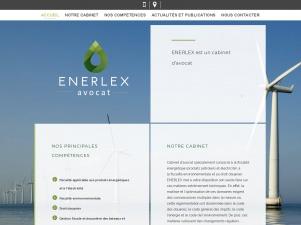 Enerlex : Cabinet d'Avocat au Barreau de Paris