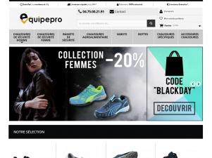 EquipePro : Chaussures de Sécurité (Baskets, bottes, sabots, etc)