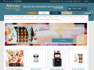 Mirvine Saveurs du Terroir – Epicerie en produits du Terroir