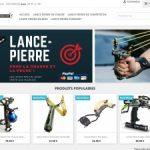 Lance-Pierre.com, votre boutique de lance-pierres