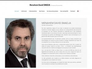 Menahem David Smadja, l'écrivain judaïque