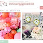 Tendance Boutik, articles de décoration