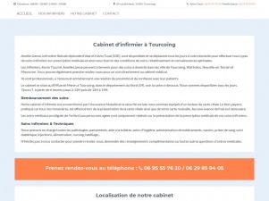 Cabinet Touzi-Llense, infirmiers libéraux à Tourcoing