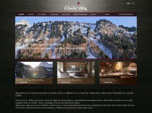 Chalet 1864: location de chalet dans les Alpes