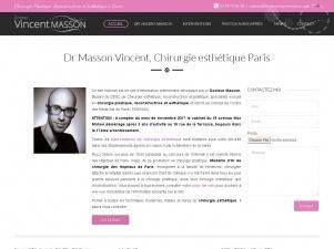 Chirurgie esthétique Vincent Masson