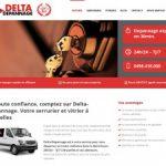 Delta-Dépannage, entreprise de serrurerie et de vitrerie à Bruxelles
