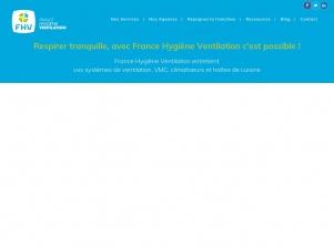 France Hygiène Ventilation : entretien de hotte et ventilation