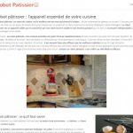 Le choix d'un robot pâtissier