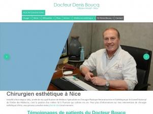 Le docteur Boucq, votre chirurgien esthétique à Nice