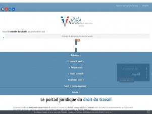 Le droit du travail en France