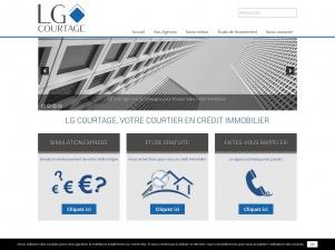 LG Courtage – Courtier en Crédit Immobilier et Rachat de Prêt