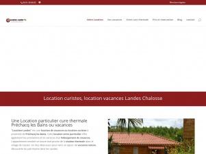 Location Landes, appartement de vacances à Cassen