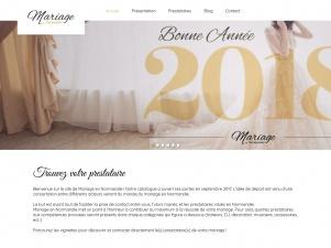 Mariage en Normandie : le site au service de l'organisation de votre mariage en Normandie