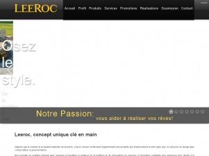 Pierre décorative | Leeroc