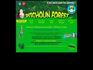 Pitchoun Forest, parc d'aventures pour les enfants à Villeneuve-Loubet