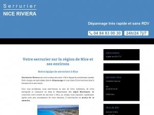 Serrurerie Riviera, votre entreprise de sécurisation à Nice