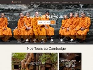 Voyage Cambodge, agence de voyages