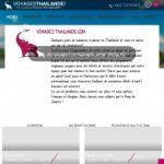Voyages Thaïlande: tour opérateur