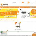 Achat en ligne de trampolines et de paddles de la marque Kangui