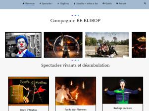 Be Blibop, compagnie de spectacle, cirque et théâtre sur Toulouse