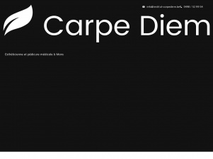 Carpe Diem, Institut de beauté à Mons