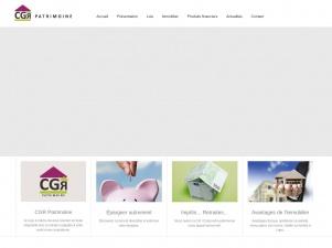 CGR Patrimoine, investissement immobilier à Belfort