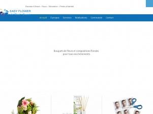 Easy  Flower, vente des bouquets de fleurs