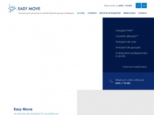 Easy Move, la société de transport de personnes à mobilité réduite