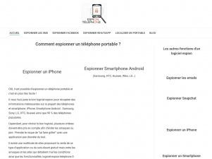Espion téléphone